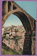 CONSTANTINE - Sous L'Arche Centrale Du Pont Sidi-Rached - Constantine