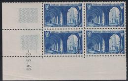 SAINT WANDRILLE - N°842 -   DE 4 COIN DATE - 2-5-1949 - COTE 3€. - 1940-1949