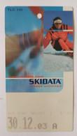 Forfait Ski Pass Skipass 2003 Savoie - Winter Sports