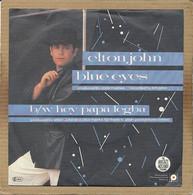 "7"" Single, Elton John - Blue Eyes - Disco, Pop"