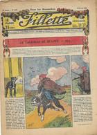 Fillette N°1142 Du 9 Février 1930 - Fillette