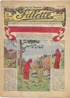Fillette N°1143 Du 16 Février 1930 - Fillette