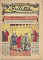 Fillette N°1144 Du 23 Février 1930 - Fillette