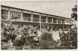 AK Bruchsal, Bahnhof Um 1960 - Bruchsal