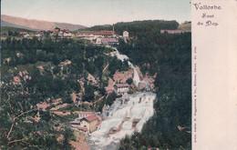 Vallorbe VD, Saut Du Day (4743) - VD Vaud