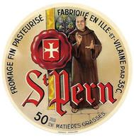 ETIQU. FROM ST PERN 35-C I & V - Cheese