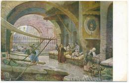 """2d.129.  ROMA - Collezione """"Roma Sparita"""" - Venditori Di Pesce... - Panoramic Views"""