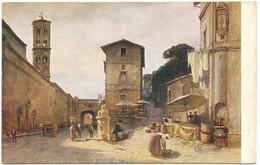 "2d.133.  ROMA - Collezione ""Roma Sparita"" - Via Dei Penitenzieri - Multi-vues, Vues Panoramiques"