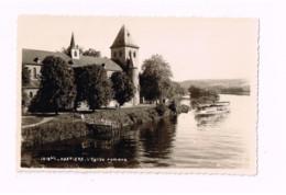 L'église Romane. - Hastière
