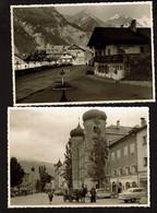 2 Cartes Photos - C1950 - Tyrol - Lienz - Attelage / Voir Scans - Lienz