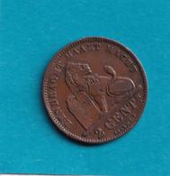Belgique - 2 Centimes  1909 - Léopold II - 02. 2 Centimes