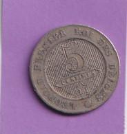 Belgique - 5 Centimes 1863 - Léopold 1er - 03. 5 Centimes