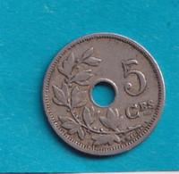 Belgique - 5 Centimes 1905 - Royaume De Belgique - 03. 5 Centimes