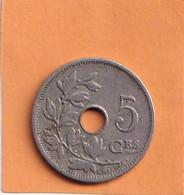 Belgique - 5 Centimes 1907 - Royaume De Belgique - 03. 5 Centimes