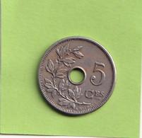 Belgique - 5 Centimes 1906 - Royaume De Belgique - 03. 5 Centimes