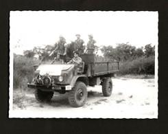 Fotografia Anos 60. Militares Camião Soldados. Guerra Ultramar AFRICA. Vintage Photo Soldiers. Colonial War PORTUGAL - War, Military
