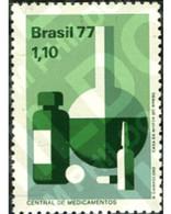 Ref. 173371 * MNH * - BRAZIL. 1977. DRUG DISTRIBUTION CENTER . CENTRO DE DISTRIBUCION DE LOS MEDICAMENTOS - Unused Stamps