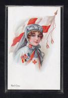(12/05/21) THEME ILLUSTRATEURS-CPA VIVIAN MANSELL - RED CROSS - MILITARIA - Altre Illustrazioni