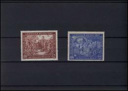 Bundespost :  941 I   942 II  MNH - Gemeinschaftsausgaben