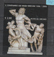 Vatikan  Postfrisch**      MiNr. Block 28 - Ohne Zuordnung