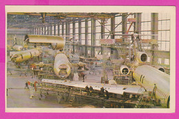 263638 /  Russia - Kuybyshev - Main Stele Of The Monument Of Glory Aviation Plant. Assembly Shop  , Russie Russland - Rusia