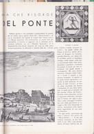 (pagine-pages)IL GIOCO DEL PONTE  Le Vied'italia1935/07. - Other