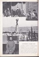 (pagine-pages)IL MONUMENTO A NAZARIO SAURO  Le Vied'italia1935/07. - Other