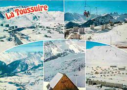 73 - La Toussuire - Multivues - CPM - Voir Scans Recto-Verso - Andere Gemeenten