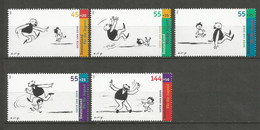 Timbre Allemagne Fédérale Neuf **  N 2175 / 2179 - Ongebruikt