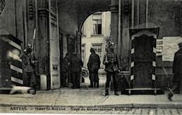 Anvers Hôtel St-Antoine Siège Du Gouvernement Allemand - Antwerpen