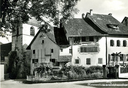 Zug - Kanonenhaus + C1950 Feldpost - ZG Zoug