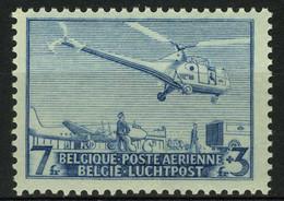België PA25 ** - Helikopter - Sikorsky S 51 - Luchtpost
