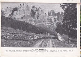 (pagine-pages)LA VAL VENEGIA   Le Vied'italia1935/07. - Other