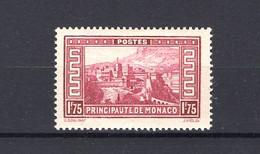 Monaco 128 - MH - Neufs