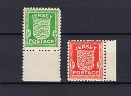 Jersey - Occupation 1/2 - MNH - Jersey