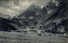 CPA Valle Germanasca Piemonte, Ghigo Di Prali, Panorama Vom Ort - Altri