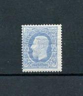 Onafhankelijke Staat Congo - COB 3 ** MNH - 1884-1894 Précurseurs & Leopold II