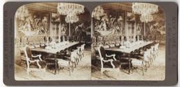 Stereo-Fotografie American Stereoscop. Co., New York, 3 West Nineteenth St., Ansicht Stockholm, Beratungszimmer, Palast - Stereoscopic