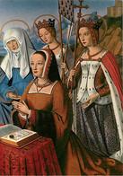 37 - Loches - Le Livre D'heures D'Anne De Bretagne - Art Peinture - Histoire - Carte Neuve - Carte Neuve - CPM - Voir Sc - Loches