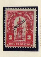 Honduras ( 1929-31) -  Poste Aerienne - Timbre Surcharge - Neuf* - MH - Honduras