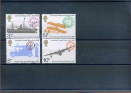 Groot-Brittannië  -  Universal Postal Union - Y 725/28 - Sc 720/23  **  MNH - Ungebraucht