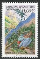 Andorre Français - Y&T N° 576 ** -  2003 - Legende  Du Pin De La Marginela - Nuevos