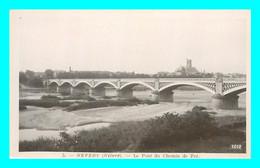 A824 / 529 58 - NEVERS Pont Du Chemin De Fer - Nevers