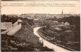 41thn 1527 CPA - LA ROCHE BERNARD - VUE DU SUD - La Roche-Bernard