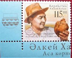 Kazakhstan  2004 Archeologist  1 V. MNH - Archéologie