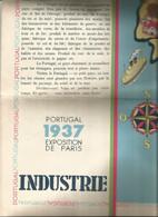 Portugal  1937 - Dépliants Touristiques
