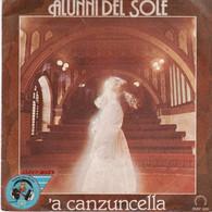 ALUNNI DEL SOLE 45 Giri Del 1977 'A CANZUNCELLA / SCUSA - Altri - Musica Italiana