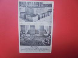 3eme REICH Carte Photo München Denkmal - Cartas
