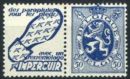 België PU33 * - Impercuir (zoolleder) - Advertising