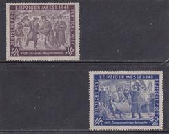 SBZ, Nr. 198/99**, (T 20049) - Zona Sovietica